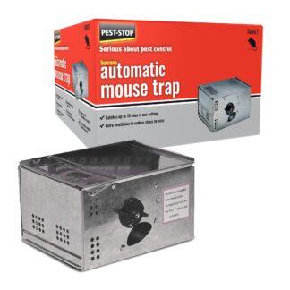 PS Automatisk musefælde