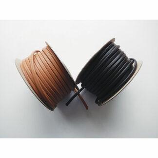 El kabel - Sort Avishock 20m