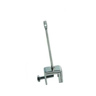 SuperPost m/klemme - 2-5mm