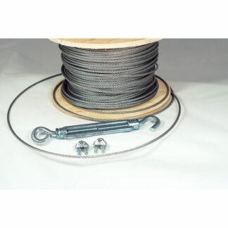 Pro Wirelås galvaniseret