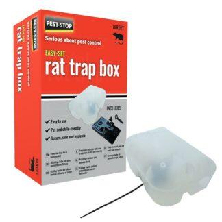 PS Easy-Set sikker rottefælde