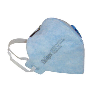 Støvmaske med ventil - 5 stk/pk